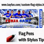 Custom Flag Stylus