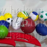 Customized Sport Stress Balls