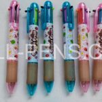 Aroma of Fruits 6 color Pens