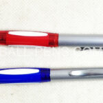 Promotional Semi-metal Ballpoint Pens with Metal Clip